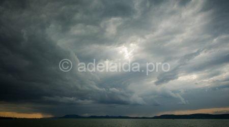 Озеро Балатон в Венгрии