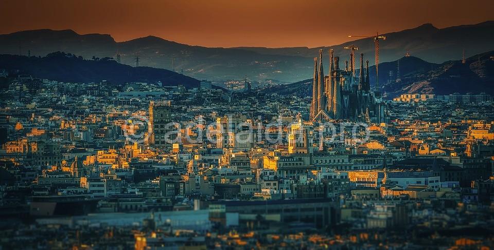 Прекрасная страна Европы - Испания