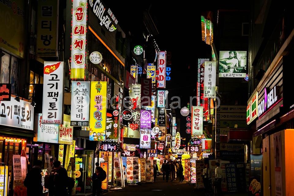 Шесть кафе Сеула, которые вам понравятся