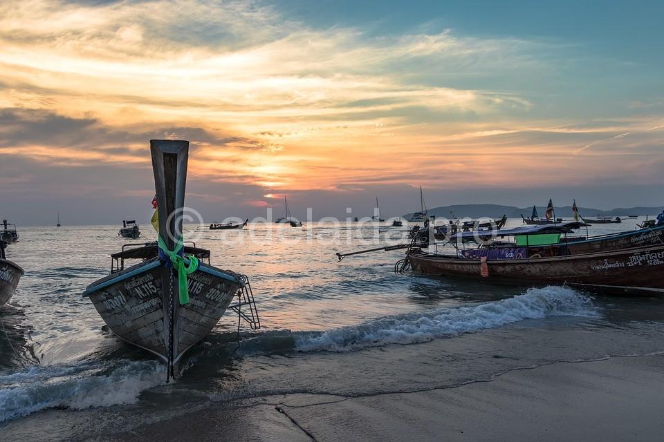 Тройная комбинация. Комбинированные туры в Таиланд