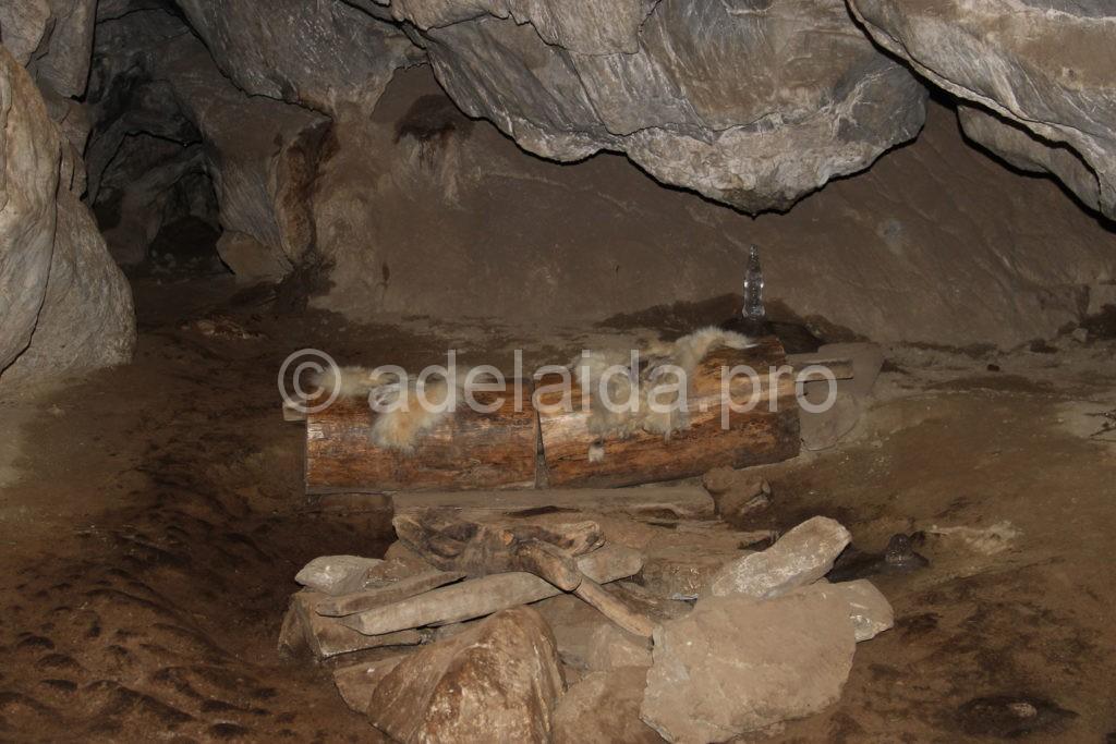 пристанище древних людей, живших в этих местах много веков назад