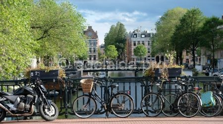 Амстердам – культурная столица Нидерландов