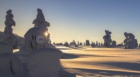 Финская Лапландия, какие места посетить