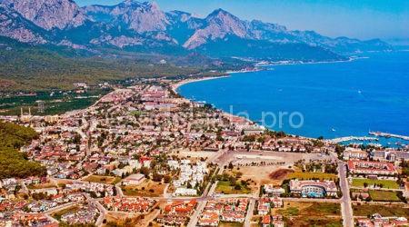 Кемер – изумрудная жемчужина Средиземного моря