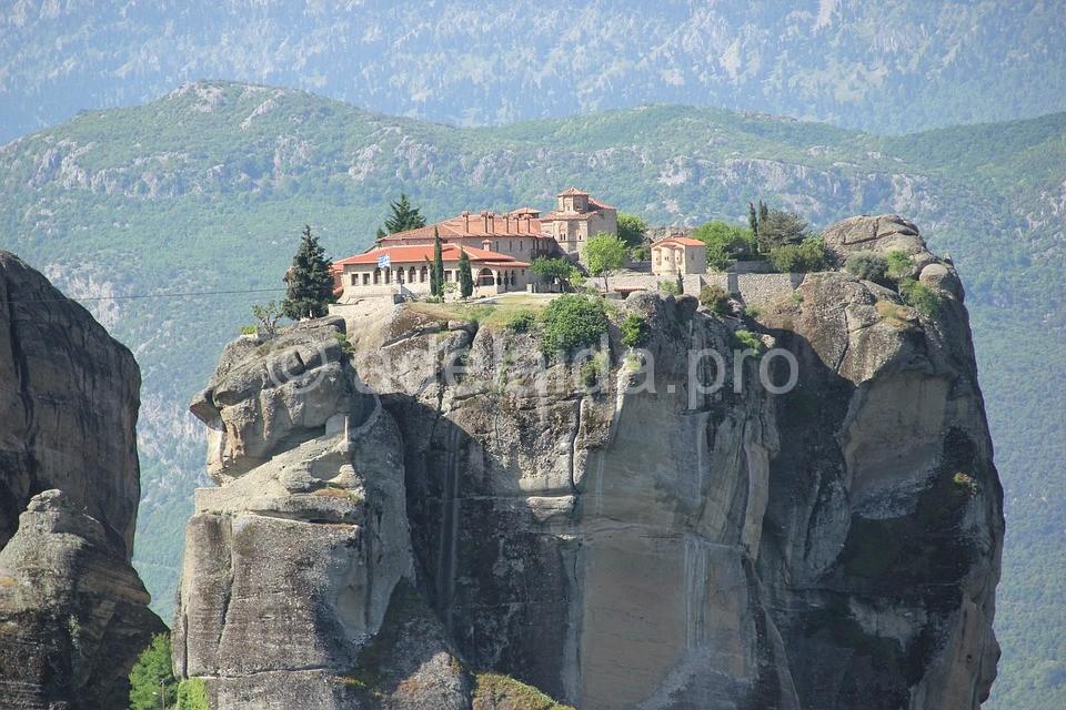 Курорт Метеора - греческий рай