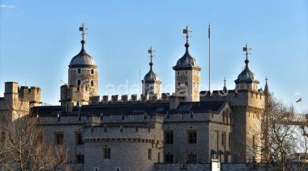 Лондонская крепость - великий Тауэр