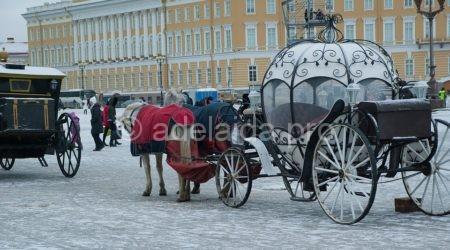 Новогодние каникулы 2019 в Санкт-Петербурге