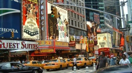 Нью-Йоркский Таймс Сквер