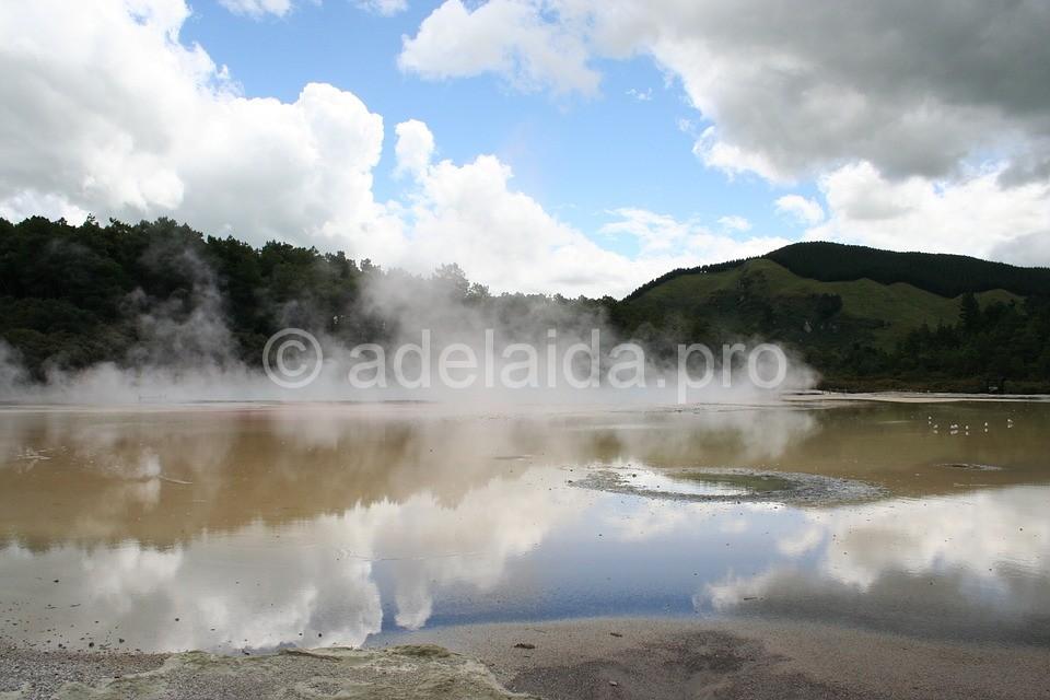 Озера Роторуа и Вамангу