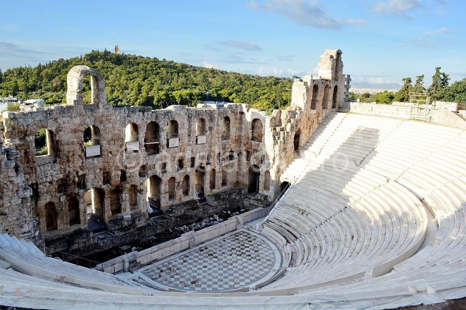 Парфенон - античный храм современности