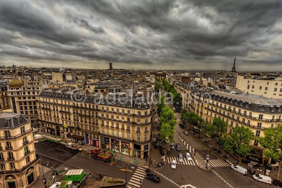 Париж - самый романтичный город мира