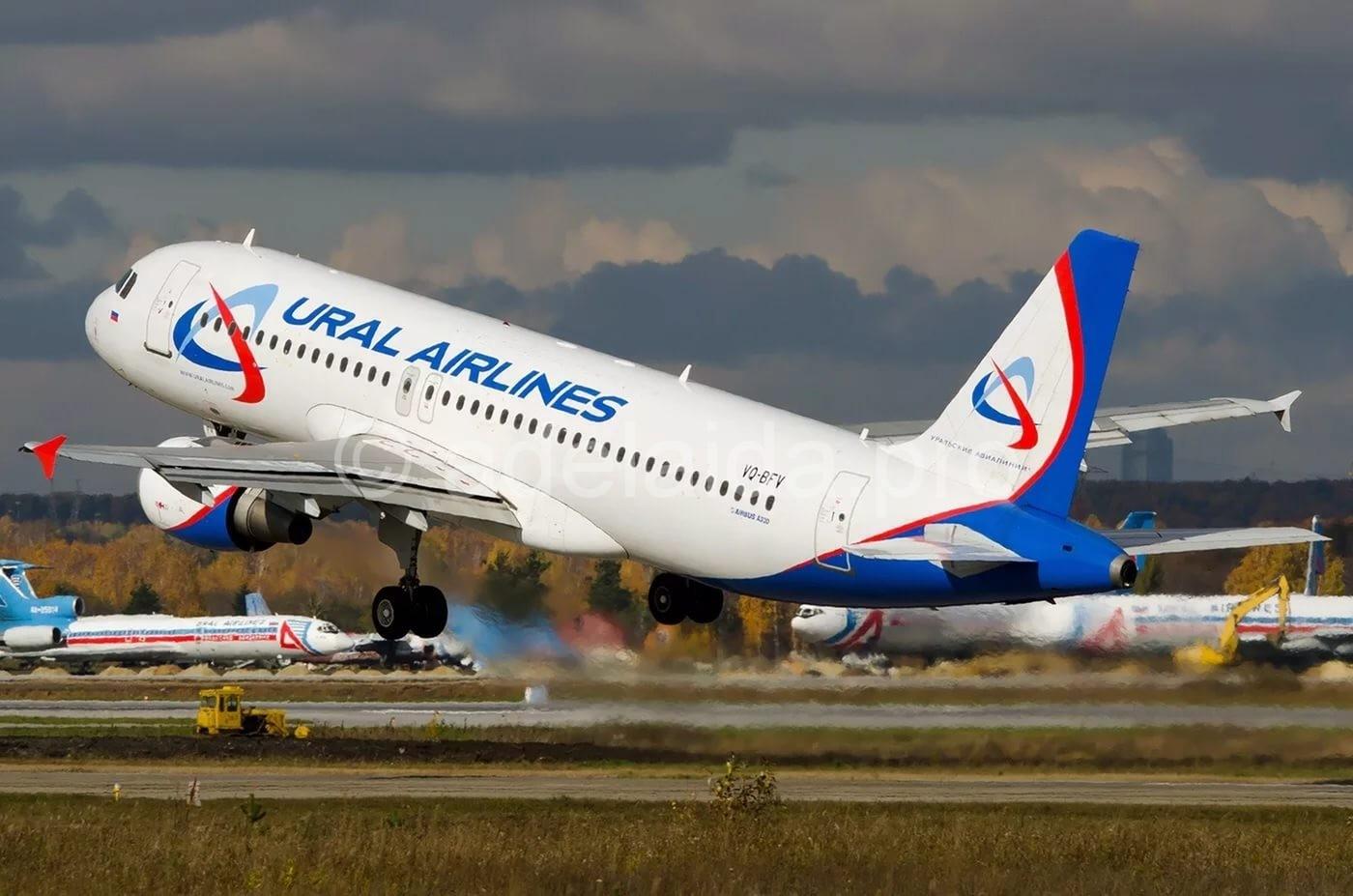 Пассажирские авиаперевозки между Москвой и Сургутом