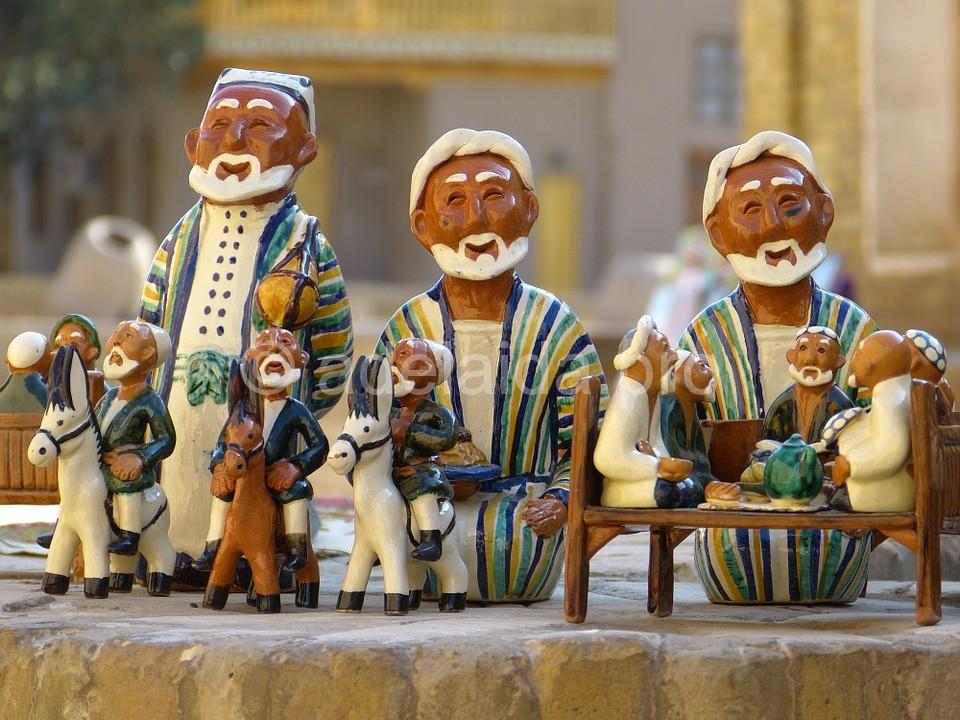 Попробуйте Узбекистан на вкус краткий обзор национальных блюд