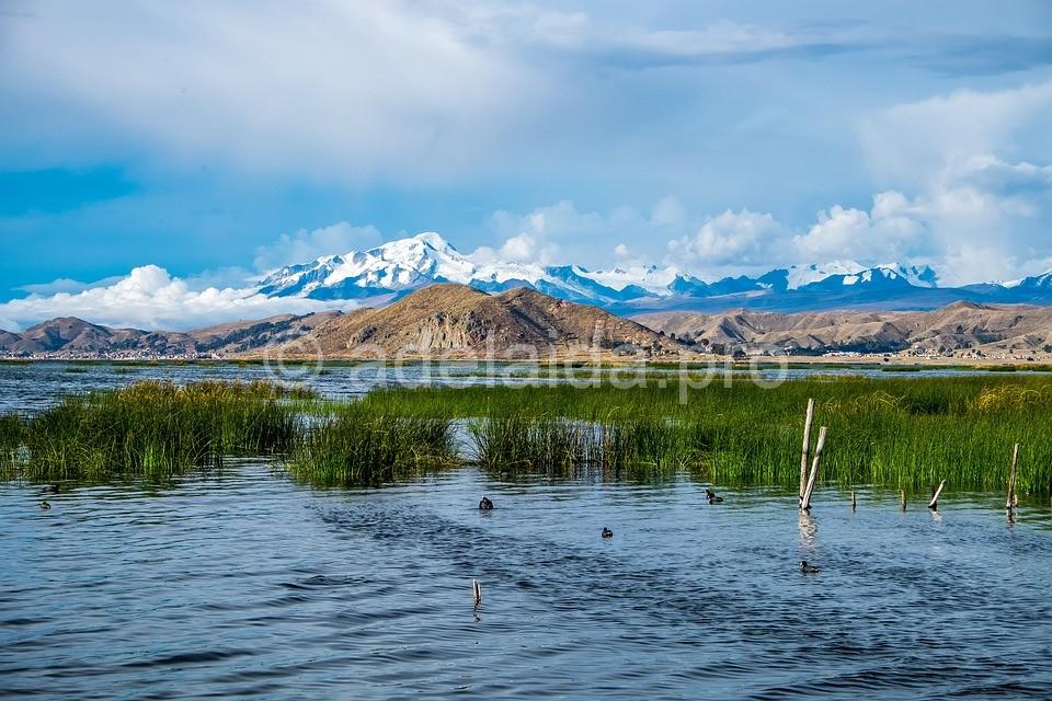 Таинственные воды Андов. Озеро Титикака