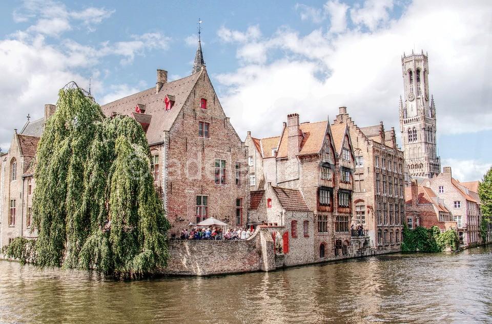 В Бельгии есть еще один город, который завоевал сердца туристов со всего мира