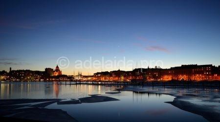 В Хельсинки летом