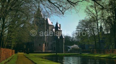 Де-Хаар - самый старый замок в Голландии