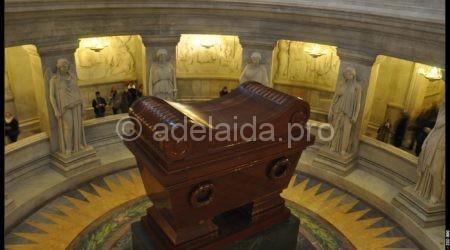 Дом инвалидов и могила Наполеона Бонапарта