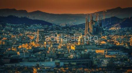 История возникновения города Барселона