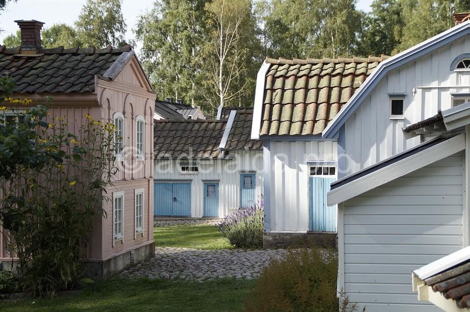 Мир Астрид Линдгрен открыт с мая по август