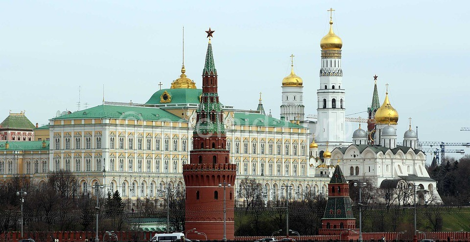 Несколько фактов про Московский Кремль