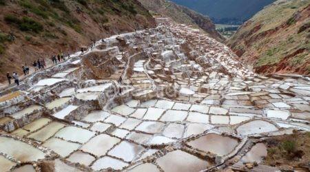 Салинас де Марас - соляное место