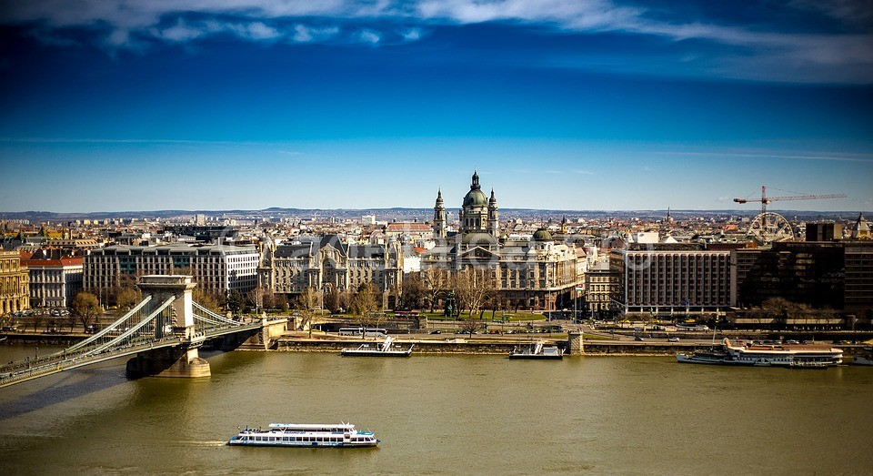 Самая красивая столица Европы - Будапешт