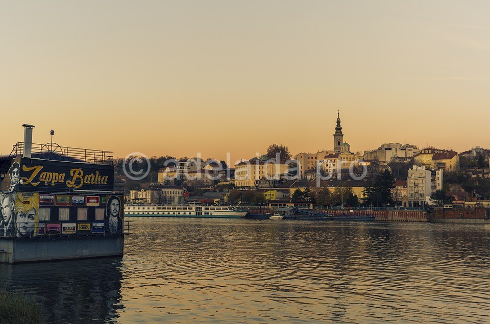 Красивые города Сербии