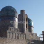 Мечеть Биби Ханум - грациозный памятник эпохи Тамерлана