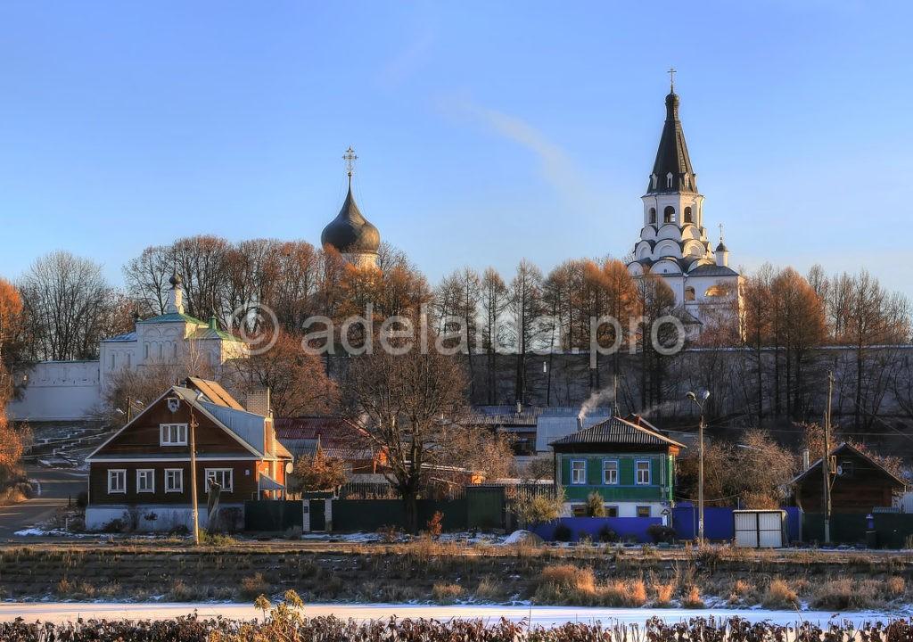 Село Александровская Слобода образовалось в шестнадцатом веке, недалеко от Великой Слободы