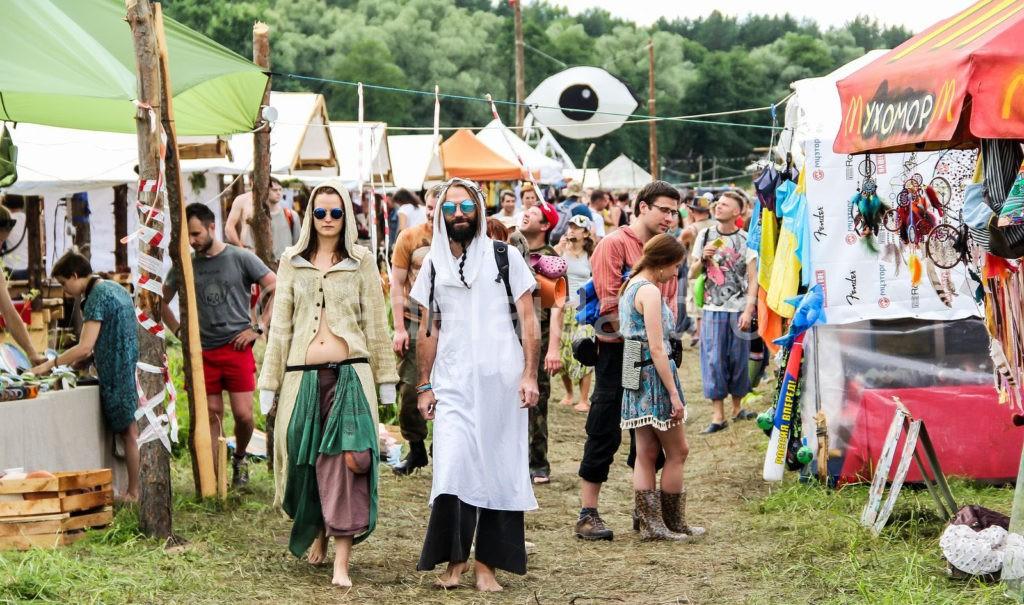 Ярмарка – неотъемлемая часть любого фестиваля