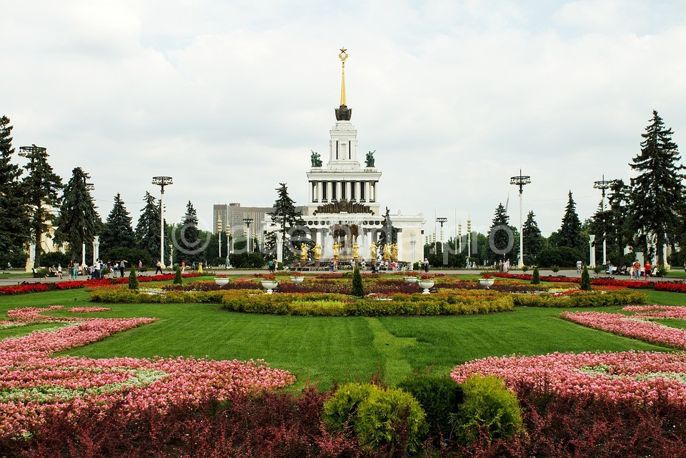 ВДНХ - Выставка достижений народного хозяйства
