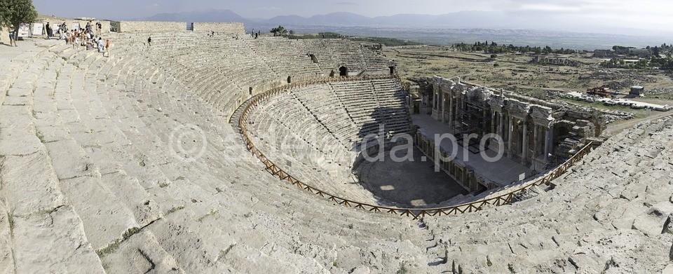 Амфитеатр Иераполиса