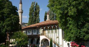 Крым. Ханский дворец в Бахчисарае