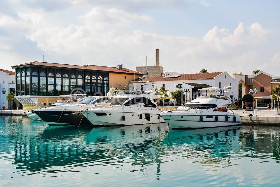 Лимассол - старый порт