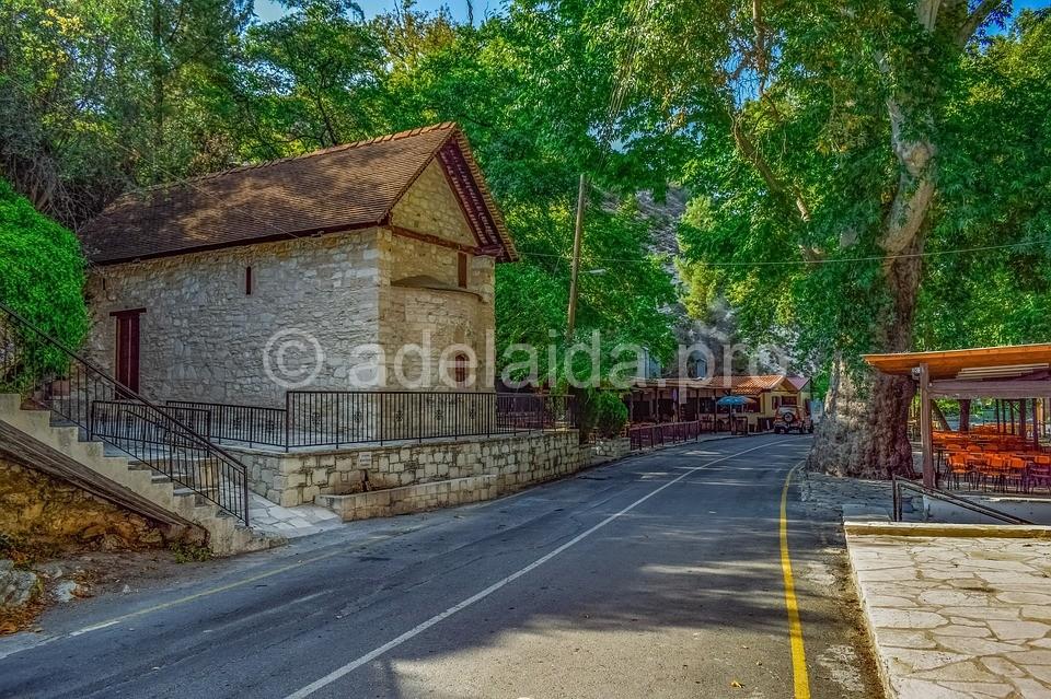 Места для отдыха на Кипре