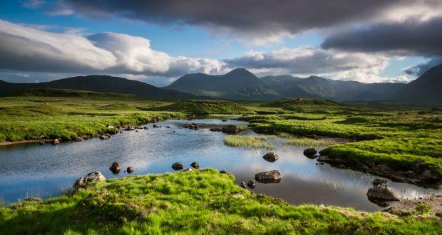 Рэннох Мур - безмолвный край Шотландии