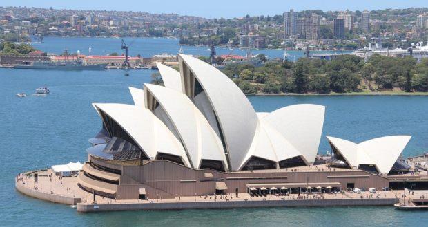 Сиднейский оперный театр - искусство, созданное искусством.
