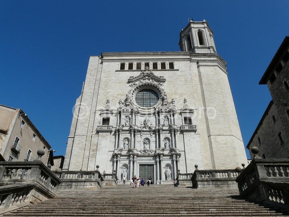 Собор Санта Мария, Жирона