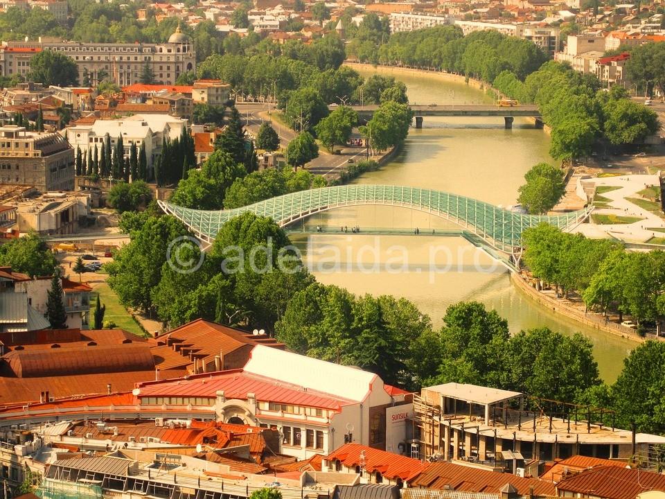 Тбилиси – сосредоточение истории, развлечений и красоты