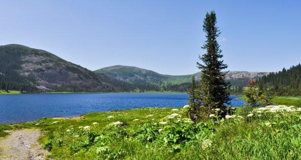 Заповедник Ергаки - красивейшие места Сибири