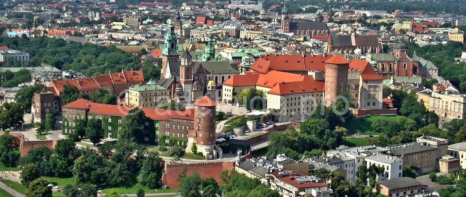 бывшая столица Польши – Краков, Вавель