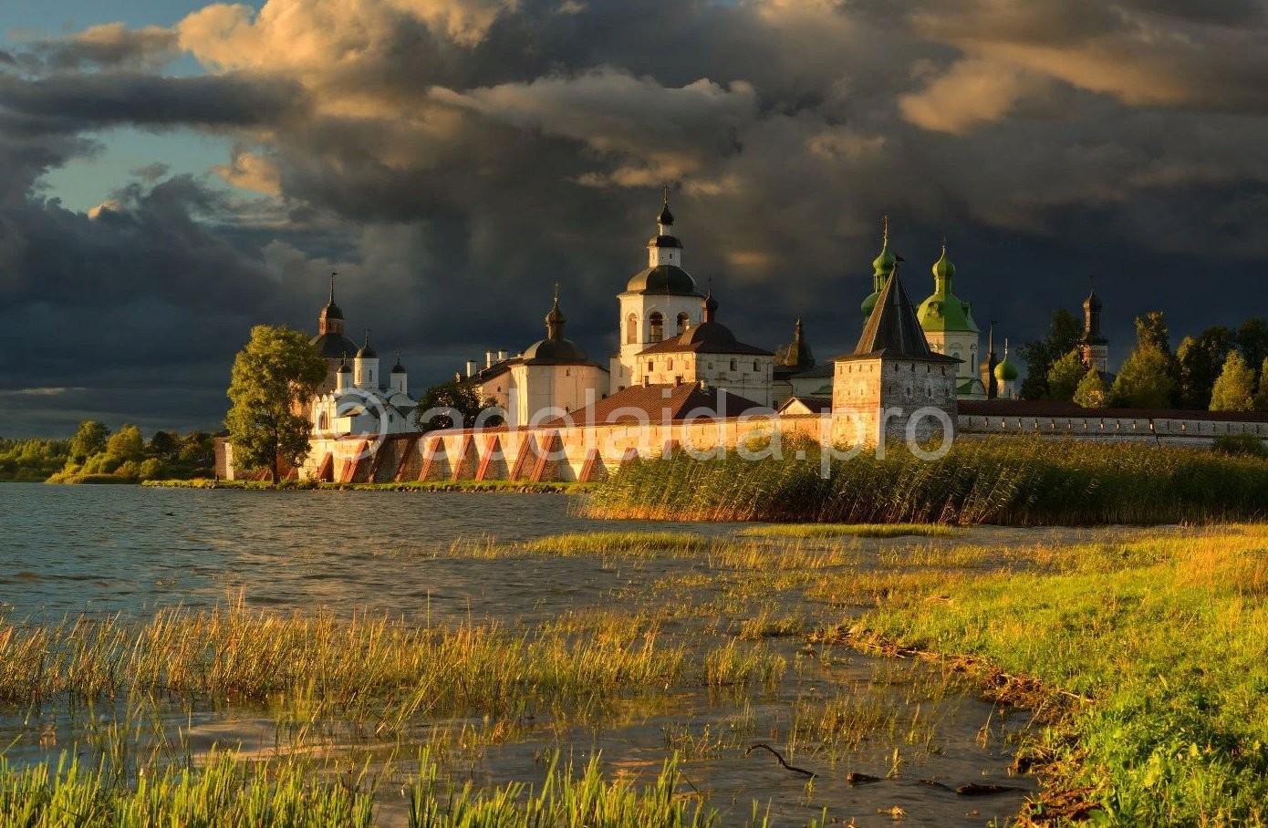 фото Кирилло-Белозерского монастыря