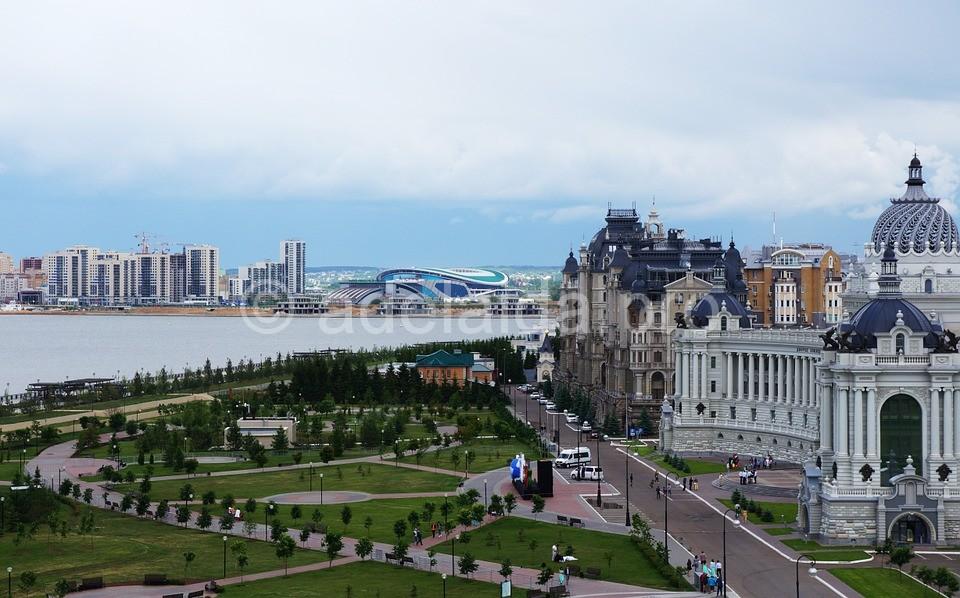 Казань - в гостях у Казанского кота