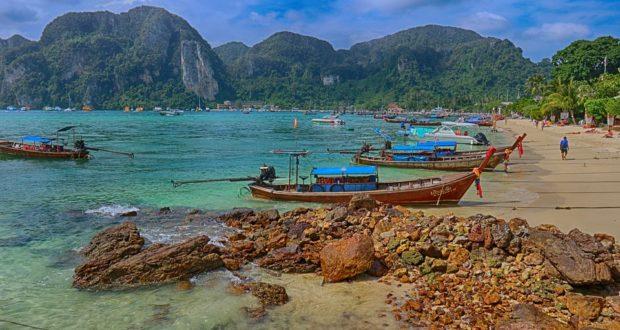 Пхи-Пхи - безмятежный отдых на живописных островах