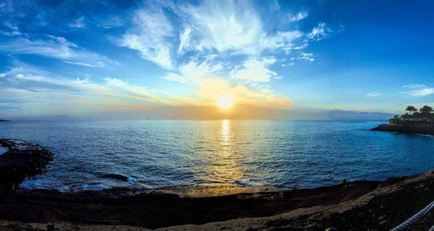 Топ пляжей острова Тенерифе