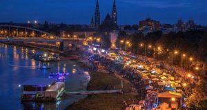 Чонград - уютный городок в Венгрии