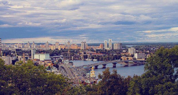 Топ 5 туристических мест в Украине