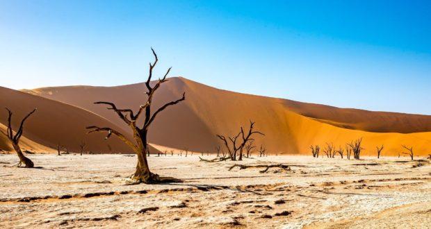 Намибия - волшебная земля