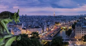 Увидеть Париж - и вернуться обратно